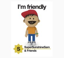 Super Sunshine Sam & Friends - Bob by SuperSunshine