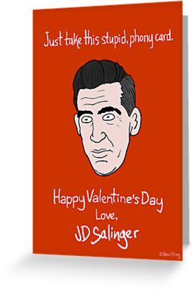 Salinger by Ben Kling