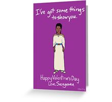 Sacajawea Greeting Card