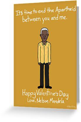 Nelson Mandela by Ben Kling