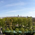 Panorama view of Riga center by paulsrphoto