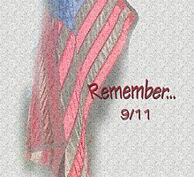 Remember 9/11 Flag by boogboog2