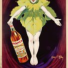 Poster advertising 'Fratelli Branca' vermouth, 1922  by Bridgeman Art Library