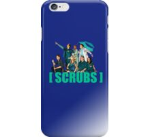 Scrubs boat iPhone Case/Skin