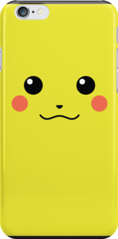 Pika Pika Case! by Geek-Spirations