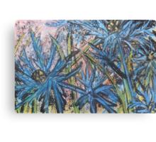 Eryngium Canvas Print