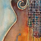 Mandolin by Dorrie  Rifkin