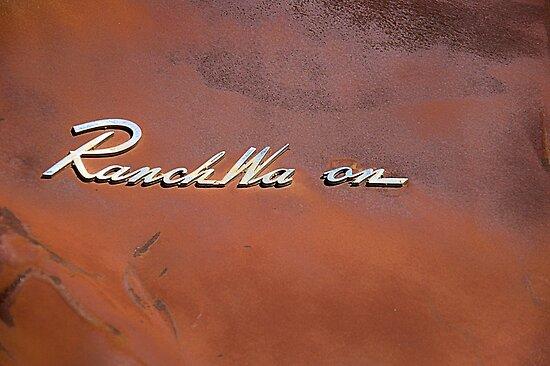 Ranch Wa on by Bob Wall