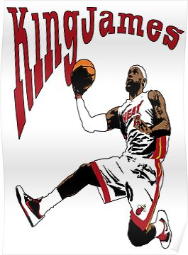 Lebron James by kicofreak