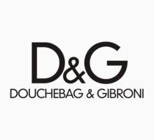 Douchebag & Gibroni by M Dean Jones