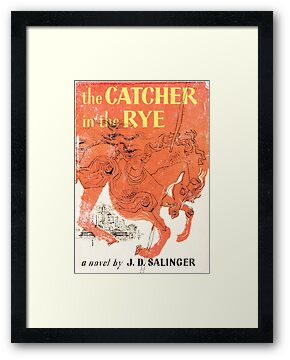 Catcher In The Rye (Vintage) by Look Human