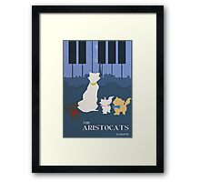 The Aristocats Framed Print