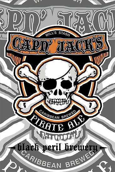 Capn' Jack's Pirate Ale by JohnnyMacK