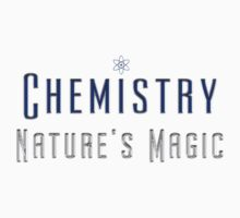 Chemistry - Nature's Magic Blue by Sarah  Eldred