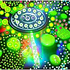 UFO by KarenColville