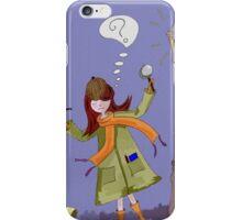Little Detective iPhone Case/Skin