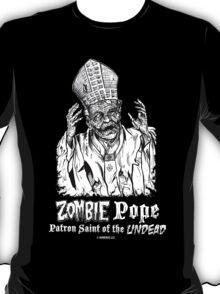 Zombie Pope T-Shirt