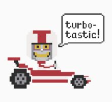 TURBO-TASTIC! Pixel by DisfiguredStick