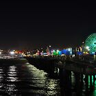 Santa Monica Pier by don thomas