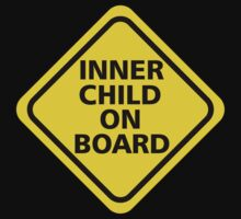 Inner Child on Board by Nados