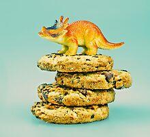 Cookiesaur by psychopu