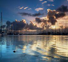 Sunrise by Ian  Clark