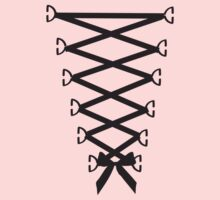 Corset Ribbon by Jesslaceyhogan