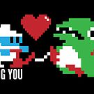I Dig You - Dig Dug In Love by RetroReview