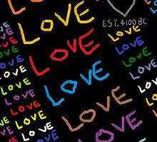 I Am In Love by NikunjVasoya
