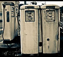 Old Pumps by GregOne