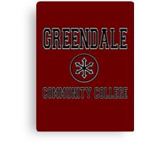 Greendale Community College Canvas Print