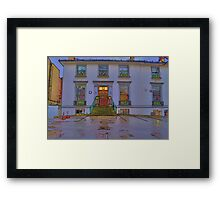 Abbey Road Recording Studios Framed Print