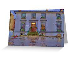 Abbey Road Recording Studios Greeting Card