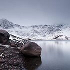 Snowdonia Lakes by dipper84