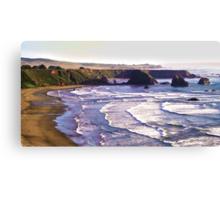 Beautiful California Coastline Canvas Print