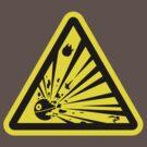 Danger Explosive Battle Station by RyanAstle