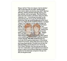 Fred and George Weasley Art Print