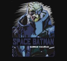 Garrus Vakarian: Space Batman by hotanime