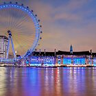 London Eye by Edward Bozzard
