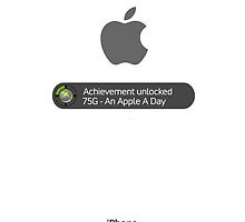 Achievement Unlocked - An Apple a Day by DetectiveBerry