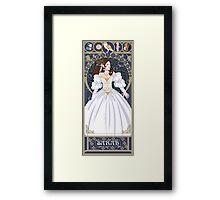 Sarah Nouveau - Labyrinth Framed Print