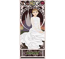 Childlike Empress Nouveau - Neverending Story Photographic Print