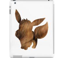 Eevee used Tail Whip iPad Case/Skin