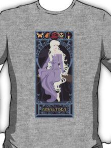 Amalthea Nouveau - The Last Unicorn T-Shirt