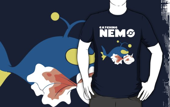 Nemo, I choose you! by Nekotaro
