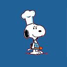 Snoopy the Cook by gleviosa