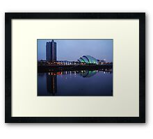 Armadillo Reflections Framed Print