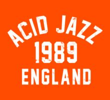 Acid Jazz by ixrid