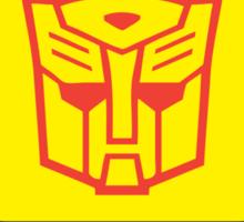 Transformers - Bumblebee Sticker