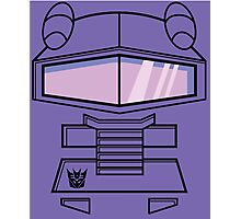 Transformers - Shockwave Photographic Print